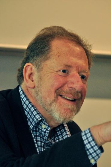 Professor Jan Erik Gustavsson, Skolkommissionens ordförande